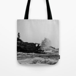 POWERFUL NATURE Tote Bag