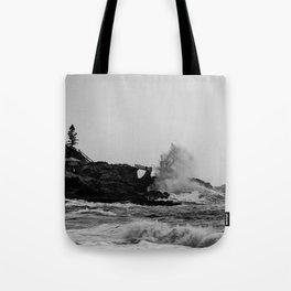 POWERFUL NATURE Tote Bag