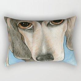 Gentle Ray Ray Rectangular Pillow