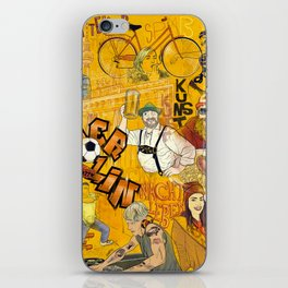 Berlin iPhone Skin