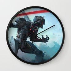 Antiborg Wall Clock