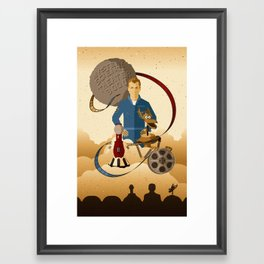 Mystery Science Theater 3000 Framed Art Print