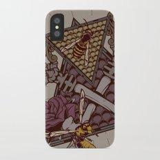 Honey Trap iPhone X Slim Case