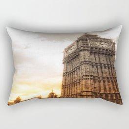 London's Calling Rectangular Pillow