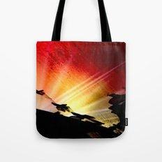 Light and Shaddow. Tote Bag