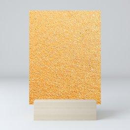 Sandpaper Stripe Mini Art Print