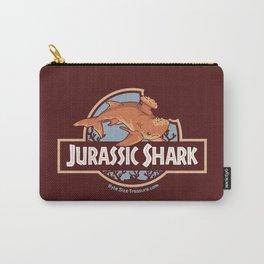 Jurassic Shark - Stethacanthus Shark Carry-All Pouch