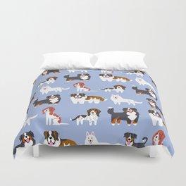 SWISS DOGS Duvet Cover
