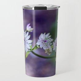 Astrantia Flower Travel Mug