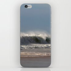 Strong Shorebreak iPhone & iPod Skin