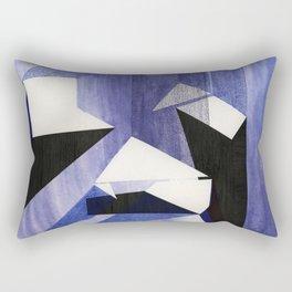 Land Composition 3 Rectangular Pillow