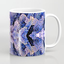 Crystal Druzy Illusion Coffee Mug