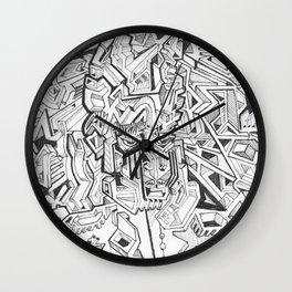 THE NAPOLEON BILLY-GOAT Wall Clock