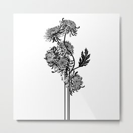 chrys.anthem Metal Print