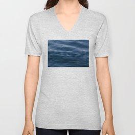blue waters Unisex V-Neck