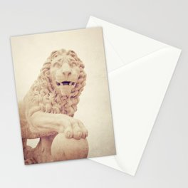 St Augustine Bridge of Lions Stationery Cards