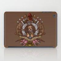 murray iPad Cases featuring Murray crest by Rodrigo Ferreira