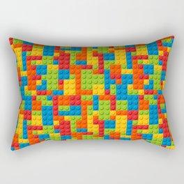 Bricks Rectangular Pillow
