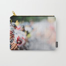 Freelensing in the Peloton Carry-All Pouch