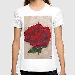Red Rose - Symbol of Love T-shirt