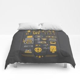 Film is not dead  Comforters