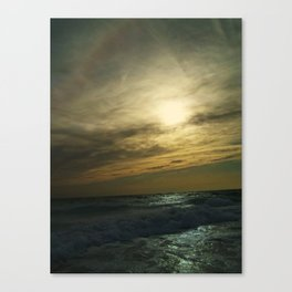 Oh Comely Canvas Print
