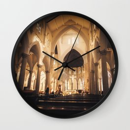 The church Wall Clock