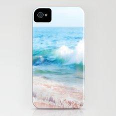 Aquamarine Dreams 1 iPhone (4, 4s) Slim Case