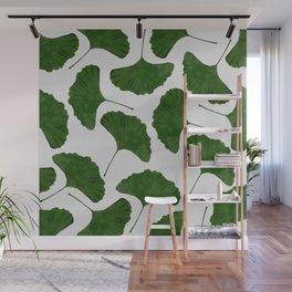 Ginkgo Leaf II Wall Mural