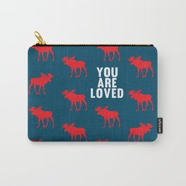 You Are Loved II Carry-All Pouch