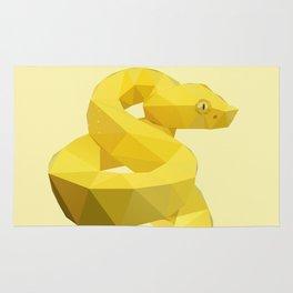 Viper Snake. Rug