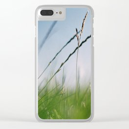 Devil's Dyke, Brighton. Clear iPhone Case