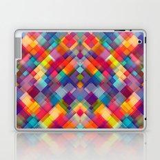 Squares Everywhere Laptop & iPad Skin