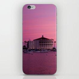 Catalina Sunrise iPhone Skin