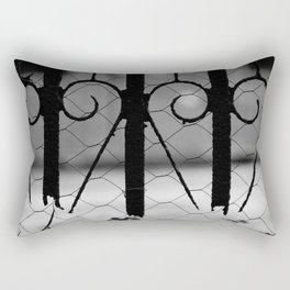 Heart Gate Rectangular Pillow