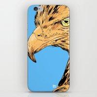 eagle iPhone & iPod Skins featuring Eagle by Giuseppe Cristiano