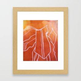 Floral No.20 Framed Art Print