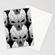 Skull Pop Art Edition Stationery Cards