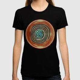 Tribal Maps - Magical Mazes #02 T-shirt