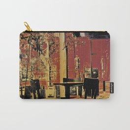 Wellington Street Carry-All Pouch
