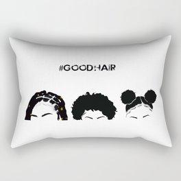 Good Hair Trio Rectangular Pillow