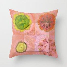 Derelictness Speculation Flower  ID:16165-132801-06601 Throw Pillow
