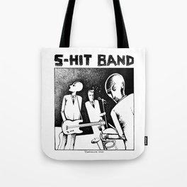 S-HIT BAND Tote Bag