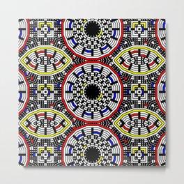 Rachna Bauhaus 5 Metal Print