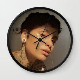 Kehlani 30 Wall Clock