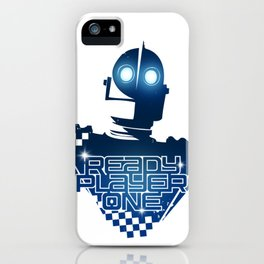 Ready IronGiant One iPhone Case