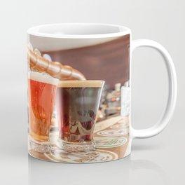 Hunter Valley Beer - Raspberry Wheat & Espresso Porter Coffee Mug