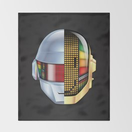 Daft Punk - Discovery Throw Blanket