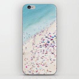 beach - summer love iPhone Skin