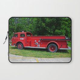 Put-in-Bay Volunteer Fire Dept I Laptop Sleeve